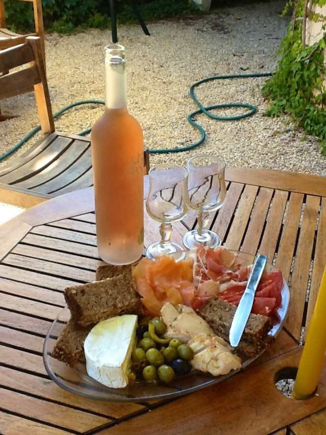 Wine in South of France